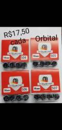 Rodas 14mm (R$17,50) para miniaturas 1/64 e 1/43