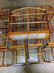 Voador de Coleiro abaulado paleta de bambú