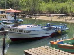 Barco pesseio ou pesca
