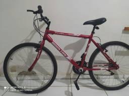 Vendo bicicleta Houston 5 messe de uso