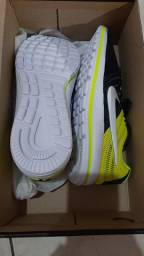 Sapato Novo na caixa