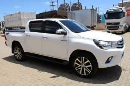 Toyota Hilux 2.8 SRV Cab. Dupla 4X4 Aut. Ap