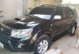 Hilux SW4 3.0 TURBO diesel SRV 4x4 2009 7 lugares EXTRA DE VERDADE!!!!!!