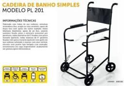 Cadeira De Banho Básica Para Idoso Com Nf E Promoção