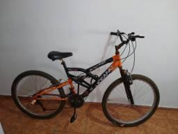 Bicicleta oceano aro 26 com marchas