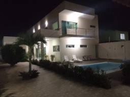Casa na Barra Nova com 4 suítes - 592m²