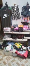 Loja de roupas e variedade