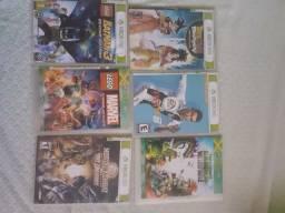 Vendo jogos x box 360 (5reais)