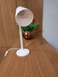 Abaju luminária de mesa