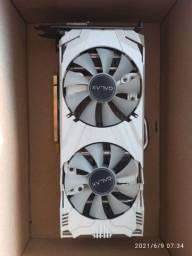 Placa de Video GTX 1060 6Gb  Galax