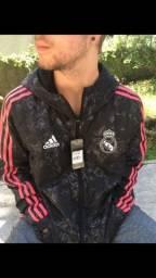 Título do anúncio: Jaqueta Real Madrid corta vendo 20/21