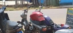 Título do anúncio: Enio motos vende-se acessórios e motos