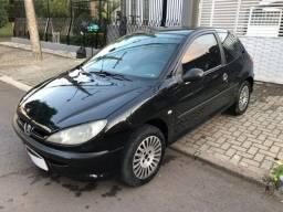 Título do anúncio: Peugeot- 206 Sensation 1.4 flex. ( financia 100%)