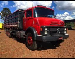 Caminhão Mercedes Benz L 1517. Ano 86/87. Parcelamos!