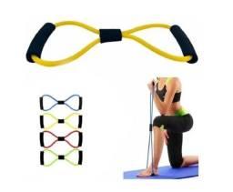 Elástico Tensão Exercícios Ombro Biceps Triceps Peito Costas