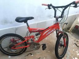 Vendo bicicleta Fischer nova