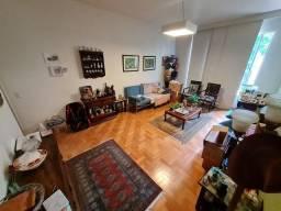Apartamento à venda, 3 quartos, 1 suíte, 1 vaga, Leblon - RIO DE JANEIRO/RJ