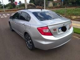 Vendo Honda Civic EXS Top de linha, o mais completo da Categoria!!!!
