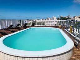 Excelente apartamento à venda em Manaíra com piscina na cobertura!