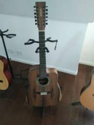 violão Rozini 12 cordas presença Brasil