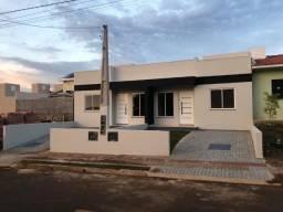 Casas geminadas com 02 dormitórios no Bairro Desbravador (cód. 1422)