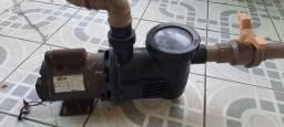 Vendo bomba d'água com filtro de psina