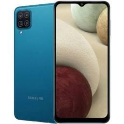 Título do anúncio: Samsung A12 4 meses de uso