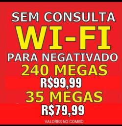 Wifi fibra óptica com os melhores preços