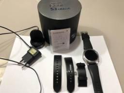 Título do anúncio: Relógio Samsung Geae s3, fone se ouvido Samsung, óculos Gear Samsung