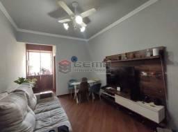 Apartamento à venda com 2 dormitórios em Laranjeiras, Rio de janeiro cod:LAAP25529