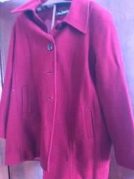 casacos de lã pura marca WillVest  -cada um 200 reais