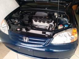 Título do anúncio: RARIDADE ABSOLUTA           Honda Civic LX
