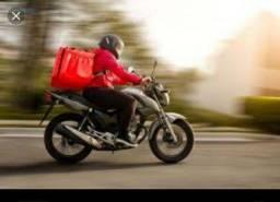 Sou chapeleiro  sou moto boy e Tô disponível  pra trabalha