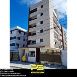 Apartamento com 3 dormitórios à venda, 71 m² por R$ 299.000 - Altiplano Cabo Branco - João