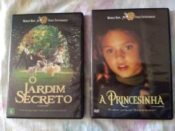 2 em 1 - A Princesinha / O Jardim Secreto