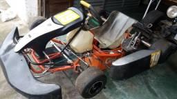 Kart 2011 Chassi Birel Motor Bufalo 18 hp