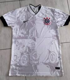 Camisa Corinthians Nike Temp 2021 A Pronta Entrega