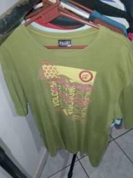 Promoção Kit 6 camisas surf tamanho g por 99$tds