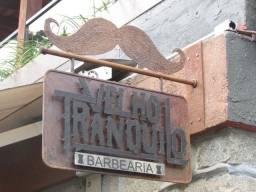 Placas Exclusivas em Ferro Forjado na CasaDeFerro!