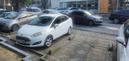 New Fiesta automático com kit gás