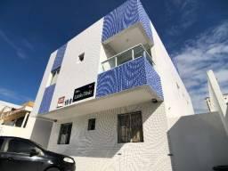 Apartamento 2 quartos em Mangabeira - área privatva em U - Documentação Inclusa