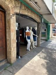Vendo loja de roupas top ou o ponto