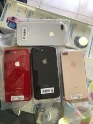 Título do anúncio: iPhone 8 Plus novo no plástico