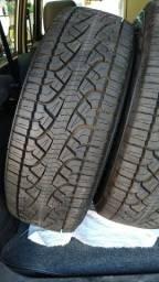 4 pneus novos Pirelli 215/60R17