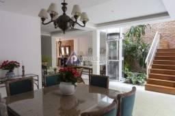 Casa de rua à venda, 4 quartos, 4 suítes, 1 vaga, Humaitá - RIO DE JANEIRO/RJ