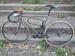 Bike fixa e single