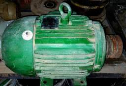 Motor WEG 7,5cv 1740rpm