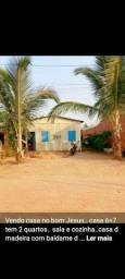 Título do anúncio: Casa no bom Jesus vila acre