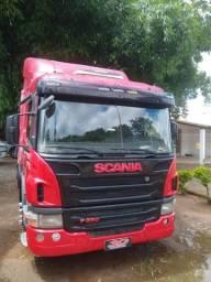 Scania P360 6x2 Pezinha Teto Baixo Automática 2012 2012
