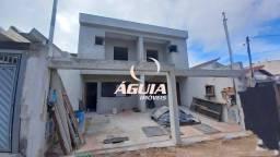 Título do anúncio: Sobrado com 3 dormitórios à venda, 115 m² - Parque Bandeirante - Santo André/SP